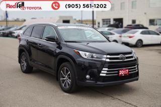 Used 2017 Toyota Highlander XLE for sale in Hamilton, ON
