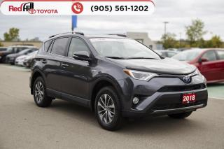 Used 2018 Toyota RAV4 Hybrid LE+ for sale in Hamilton, ON