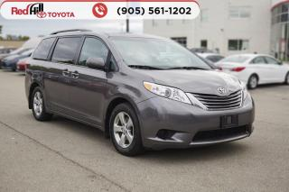 Used 2017 Toyota Sienna LE 8 PASSENGER for sale in Hamilton, ON