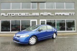 Used 2007 Honda Civic AUTOMATIQUE -AC - for sale in Québec, QC