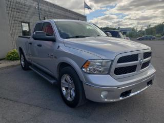 Used 2015 RAM 1500 Quad Cab Outdoorsman SLT 4WD for sale in Châteauguay, QC