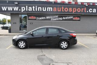 Used 2014 Ford Focus PRICED TO SELL!! SIMPLE AND AFFORDABLE! for sale in Saskatoon, SK