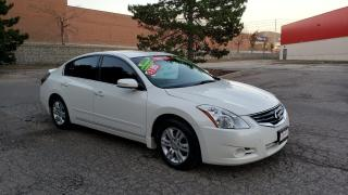 Used 2011 Nissan Altima **SUNROOF / CAMERA / LEATHER HEATED SEATS*** for sale in Mississauga, ON