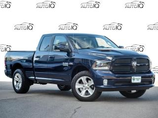 Used 2017 RAM 1500 Sport One Owner Truck for sale in Welland, ON