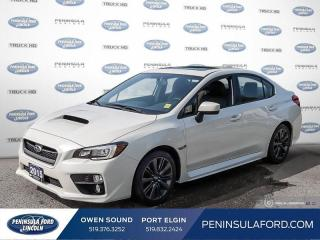 Used 2015 Subaru WRX Sport-tech Package - $195 B/W for sale in Port Elgin, ON