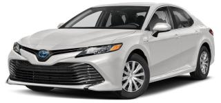New 2020 Toyota Camry HYBRID LE for sale in Ancaster, ON
