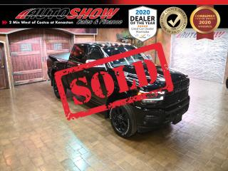 Used 2019 RAM 2500 Laramie Sport - Nav, Sunroof, Tow Pkg, CUMMINS!! for sale in Winnipeg, MB