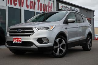 Used 2017 Ford Escape 4WD - LEATHER - BACK UP CAM - HEATED SEATS for sale in Chatham, ON