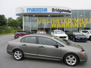 Used 2006 Honda Civic DX-G for sale in Hebbville, NS