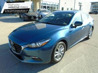 Used 2018 Mazda MAZDA3 GS Bluetooth - Power Sunroof for sale in Steinbach, MB