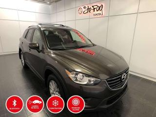 Used 2016 Mazda CX-5 GS - AWD - Toit ouvrant for sale in Québec, QC
