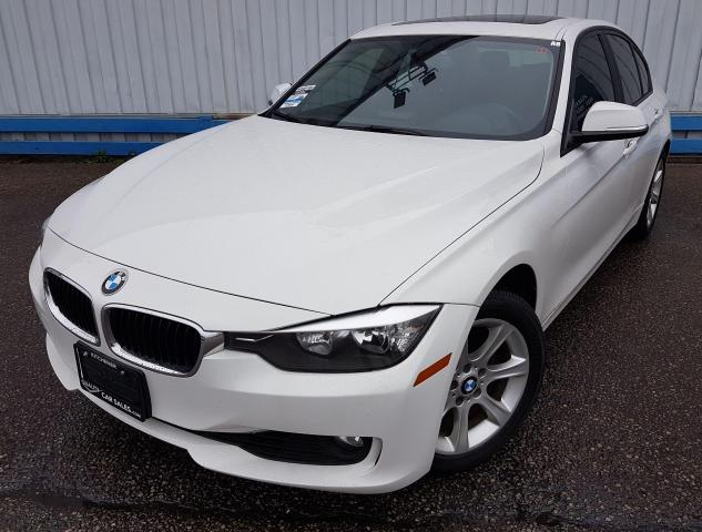 2013 BMW 3 Series 328i xDrive *LEATHER-SUNROOF*
