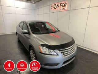 Used 2013 Nissan Sentra S - BLUETOOTH - A/C for sale in Québec, QC