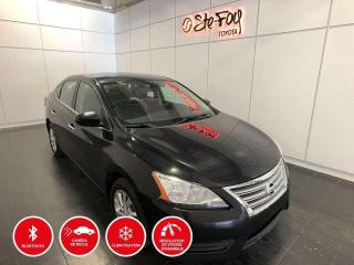 Used 2015 Nissan Sentra SV - SIÈGES CHAUFFANTS for sale in Québec, QC
