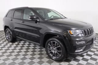 New 2020 Jeep Grand Cherokee Overland for sale in Huntsville, ON
