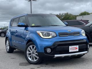 Used 2017 Kia Soul EX+ HEATED COOLED SEATS, HEATED STEERING for sale in Midland, ON