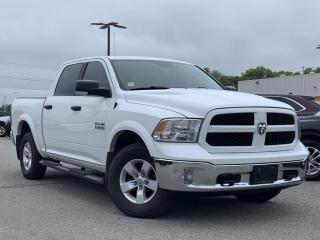 Used 2016 RAM 1500 SLT HEATED SEATS/ STEERING, REVERSE CAMERA for sale in Midland, ON