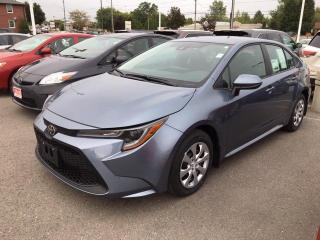 New 2021 Toyota Corolla HYBRID LE!! for sale in Cobourg, ON