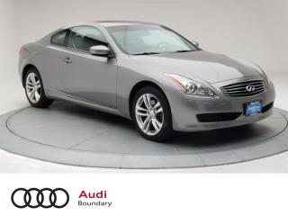 Used 2009 Infiniti G37 X Coupe AWD Premium for sale in Burnaby, BC