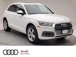 Used 2020 Audi Q5 45 2.0T Progressiv quattro 7sp S Tronic for sale in Burnaby, BC