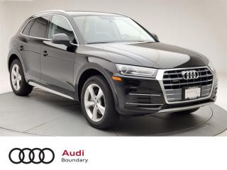 Used 2019 Audi Q5 2.0T Progressiv quattro 7sp S Tronic for sale in Burnaby, BC