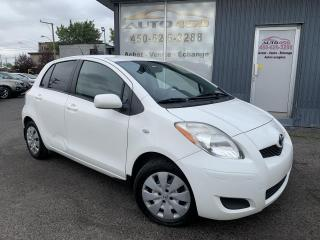 Used 2010 Toyota Yaris ***HATCHBACK,AUTOMATIQUE,A/C*** for sale in Longueuil, QC
