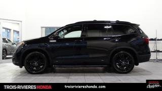 Used 2019 Honda Pilot BLACK EDITION + HONDA SENSING + AWD + GP for sale in Trois-Rivières, QC