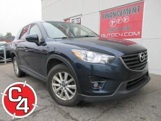 Used 2016 Mazda CX-5 AWD  GPS TOIT GS TOURING for sale in St-Jérôme, QC