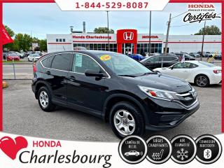 Used 2016 Honda CR-V LX **49 159 KM**UN PROPRIÉTAIRE** for sale in Charlesbourg, QC