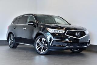 Used 2017 Acura MDX NAV Certifié Acura 7 ans / 160000km for sale in Ste-Julie, QC