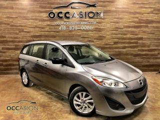 Used 2014 Mazda MAZDA5 MAZDA 5 TOURING GS GRIS AUTOMATIQUE 6875 for sale in Ste-Brigitte-de-Laval, QC