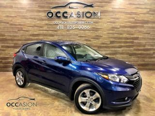 Used 2016 Honda HR-V EX 4 portes 2RM CVT 43505KM for sale in Ste-Brigitte-de-Laval, QC