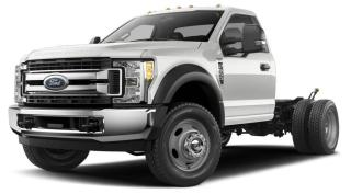 New 2020 Ford F-550 Chassis XL for sale in Chatham, ON