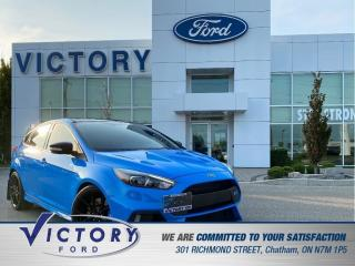 Used 2018 Ford Focus RS RS, Navigation, Heated Seats for sale in Chatham, ON