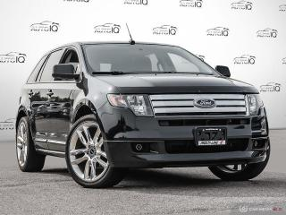 Used 2010 Ford Edge SPORT for sale in Oakville, ON