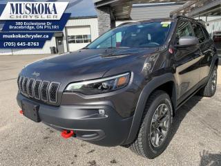 New 2020 Jeep Cherokee Trailhawk Elite  - Leather Seats for sale in Bracebridge, ON