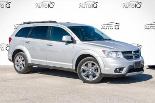Used 2013 Dodge Journey SXT/Crew for sale in Barrie, ON