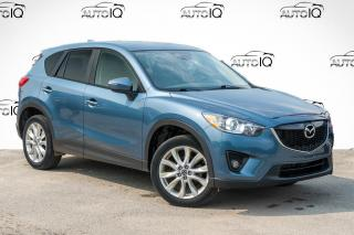 Used 2015 Mazda CX-5 GT for sale in Barrie, ON