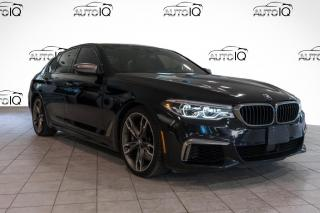 Used 2018 BMW M550 i xDrive for sale in Barrie, ON