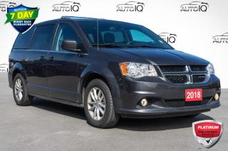 Used 2018 Dodge Grand Caravan CVP/SXT SXT LOW KM for sale in Innisfil, ON