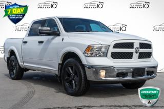 Used 2017 RAM 1500 SLT LOW MILEAGE CREW CAB for sale in Innisfil, ON