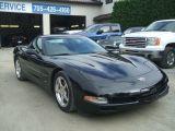 Photo of Black 2003 Chevrolet Corvette