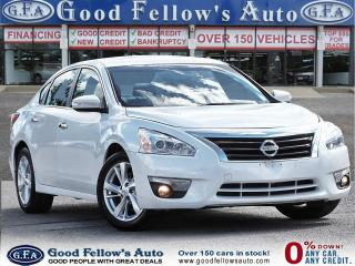 Used 2013 Nissan Altima SL MODEL, SUNROOF, LEATHER SEATS, HEATED SEATS for sale in Toronto, ON