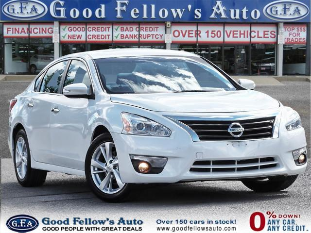 2013 Nissan Altima SL MODEL, SUNROOF, LEATHER SEATS, HEATED SEATS