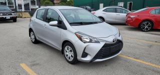 Used 2019 Toyota Yaris Hatchback LE 5-Door AT for sale in Burlington, ON