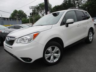 Used 2016 Subaru Forester 2.5i ONE OWNER 50KMS ONLY AUTOMATIC AWD !!! for sale in Burlington, ON