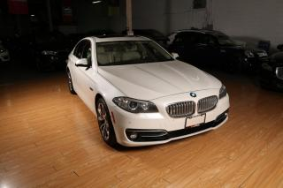 Used 2014 BMW 5 Series 4dr Sdn 535i xDrive AWD for sale in Toronto, ON
