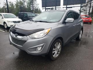 Used 2010 Hyundai Tucson *LIMITED*AWD*CUIR* TOIT* for sale in Québec, QC