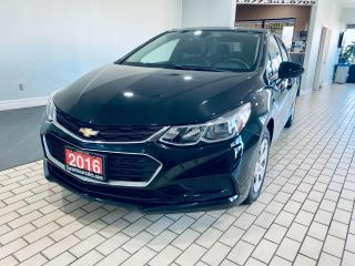 Used 2016 Chevrolet Cruze LS for sale in Brampton, ON