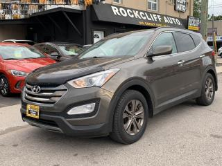 Used 2013 Hyundai Santa Fe AWD 4DR 2.4L AUTO PREMIUM for sale in Scarborough, ON